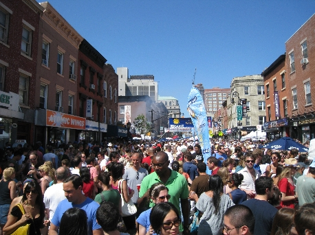 Bastille Day Festival #2: Cobble Hill, Brooklyn