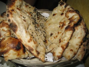 Go on, eat your naan. No one's gonna call you a cheater.