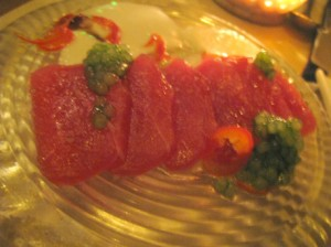 Not your father's sushi chef's bluefin tuna.
